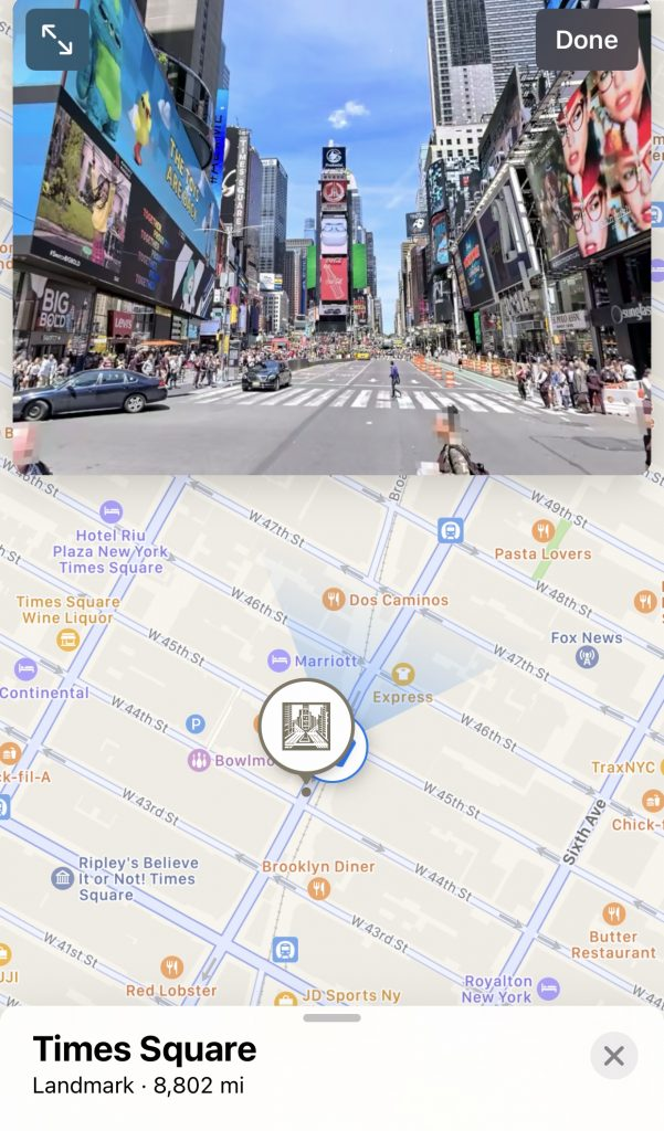 5 Helpful iPhone Map Tips